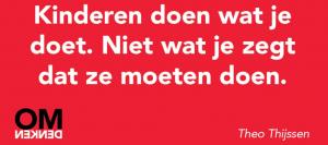 Omdenken Theo Thijssen